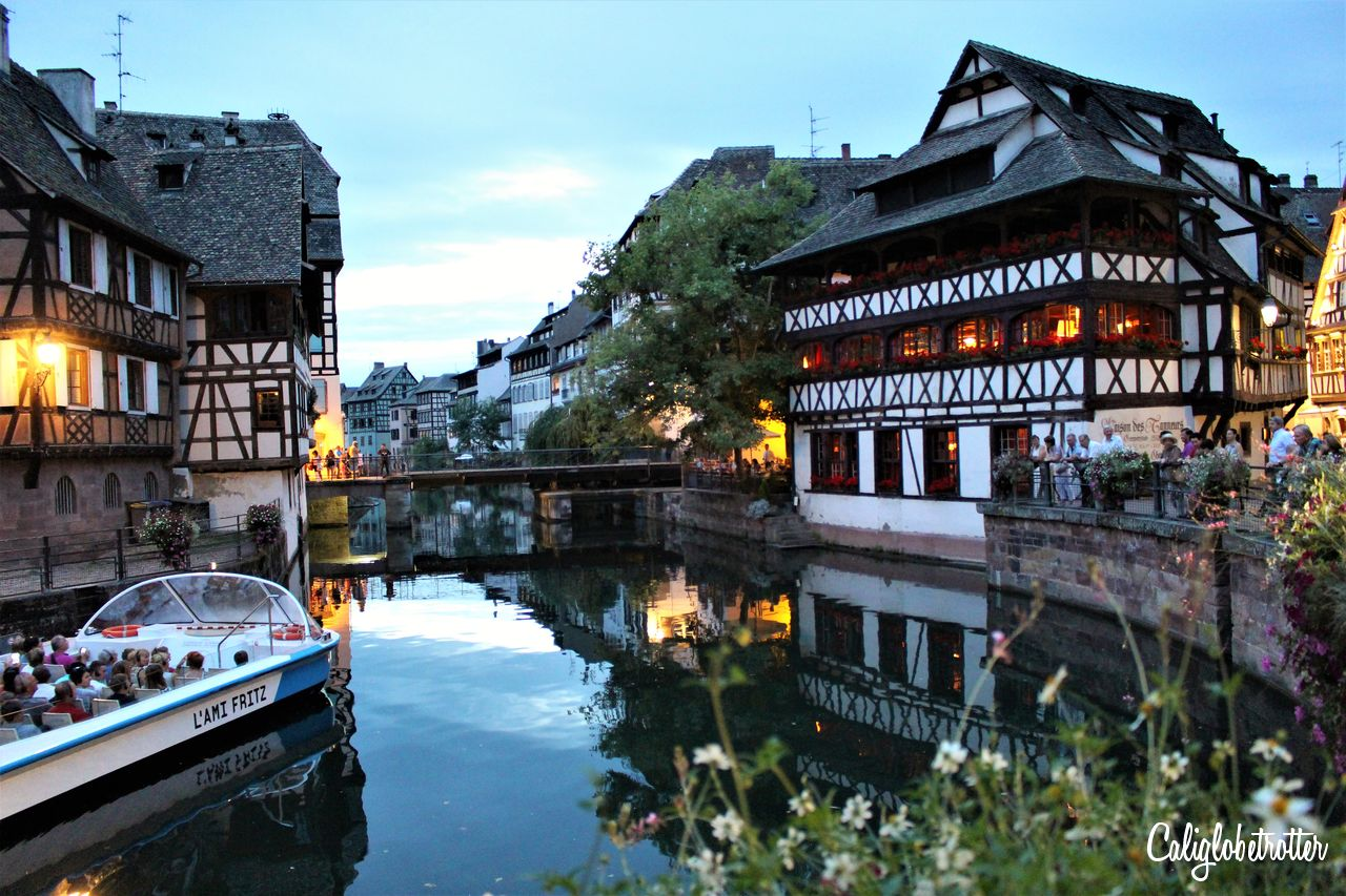 Strasbourg, France | Stupid Pretty Towns in Europe | Best European Villages to Visit | Small Towns in Europe | Picturesque European Town | Best Towns to Visit in France | Pretty French Towns | Fairy Tale Towns in Europe | European Fairy Tale Villages | Best Old Towns in Europe | Half-timbered Towns in France | #Strasbourg #France #Europe - California Globetrotter