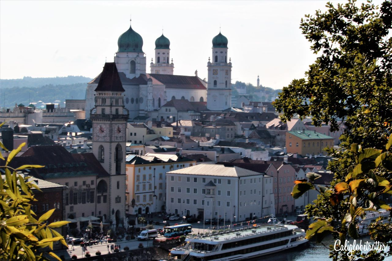 Passau, Germany | Stupid Pretty Towns in Europe | Best European Villages to Visit | Small Towns in Europe | Picturesque European Town | Best Towns to Visit in Germany | Pretty German Towns | Fairy Tale Towns in Europe | European Fairy Tale Villages | Best Old Towns in Europe | Best Towns in Southern Germany | #Passau #Germany #Europe - California Globetrotter