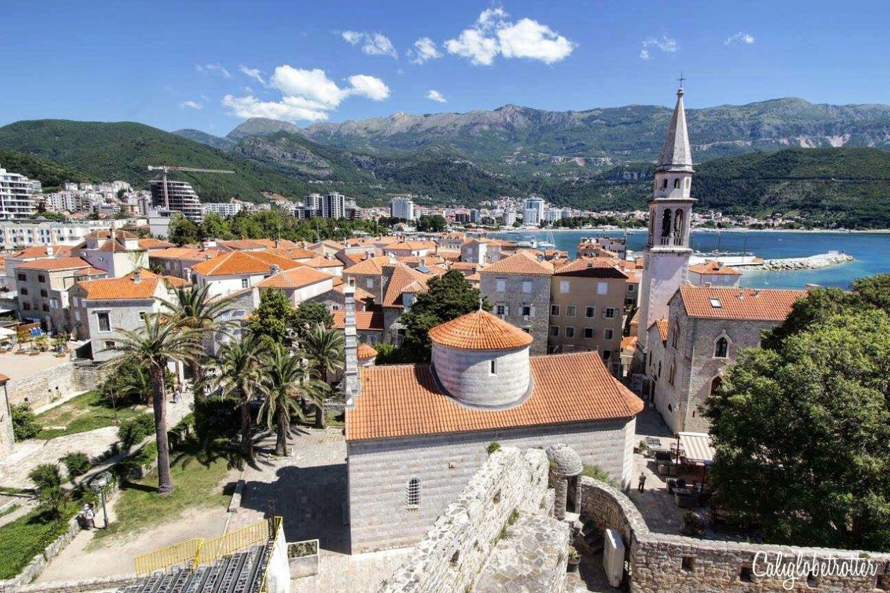 Budva, Montengro | Stupid Pretty Towns in Europe | Best Towns in the Balkans | Balkan Cities to Visit | Best European Villages to Visit | Small Towns in Europe | Picturesque European Town | Best Towns to Visit in Montenegro | Pretty Montenegin Towns | Fairy Tale Towns in Europe | European Fairy Tale Villages | Best Old Towns in Europe | #Budva #Montenegro #Europe - California Globetrotter