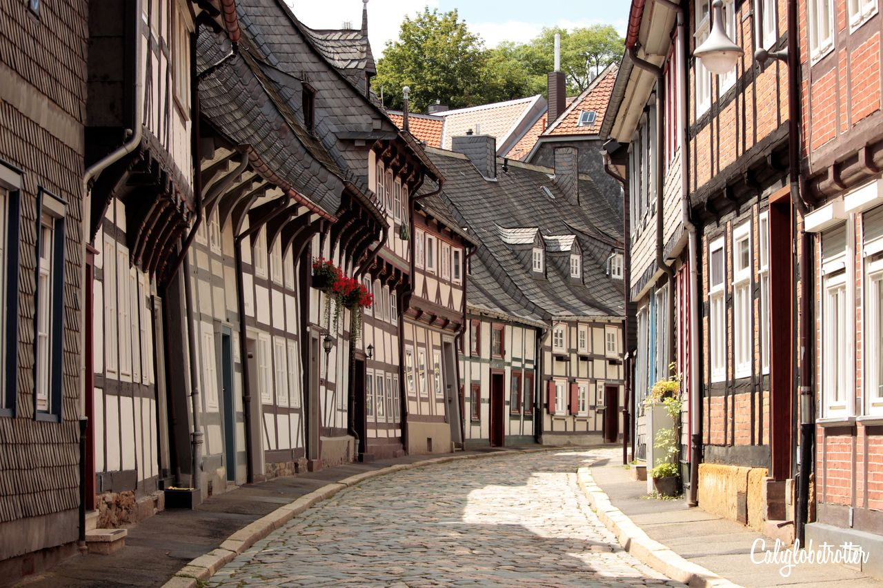 Goslar, Germany | Stupid Pretty Towns in Europe | Best European Villages to Visit | Small Towns in Europe | Picturesque European Town | Best Towns to Visit in Germany | Pretty German Towns | Fairy Tale Towns in Europe | European Fairy Tale Villages | Best Old Towns in Europe | Half-timbered Towns in Germany | #Goslar #Germany #Europe - California Globetrotter