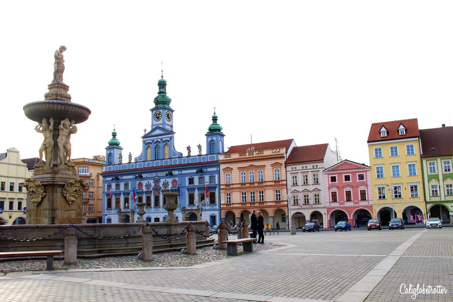 Ceske Budejovice, Czech Republic | Stupid Pretty Towns in Europe | Best European Villages to Visit | Small Towns in Europe | Picturesque European Town | Best Towns to Visit in the Czech Republic | Pretty Czech Towns | Fairy Tale Towns in Europe | European Fairy Tale Villages | Best Old Towns in Europe | #CeskeBudejovice #CzechRepublic #Czechia #Europe - California Globetrotter