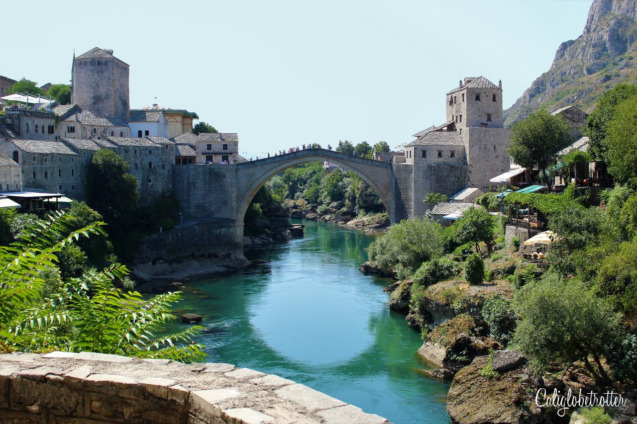 Mostar, Bosnia-Herzegovina | Stupid Pretty Towns in Europe | Best Towns in the Balkans | Balkan Cities to Visit | Best European Villages to Visit | Small Towns in Europe | Picturesque European Town | Best Towns to Visit in Bosnia-Herzegovina | Pretty Bosnian Towns | Fairy Tale Towns in Europe | European Fairy Tale Villages | Best Old Towns in Europe | #Mostar #Bosnia #BosniaHerzegovina #Europe - California Globetrotter
