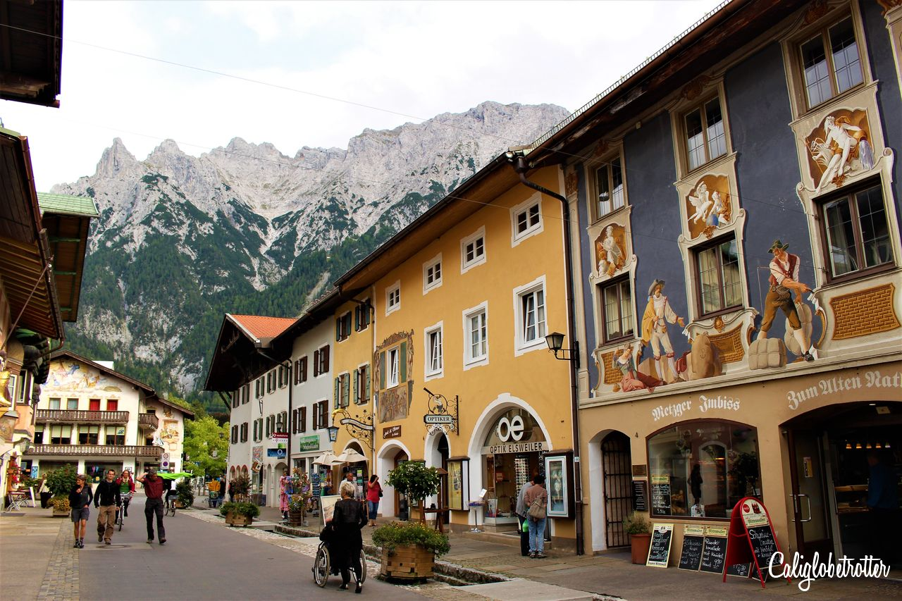 Mittenwald, Germany | Stupid Pretty Towns in Europe | Best European Villages to Visit | Small Towns in Europe | Picturesque European Town | Best Towns to Visit in Germany | Pretty German Towns | Fairy Tale Towns in Europe | European Fairy Tale Villages | Best Old Towns in Europe | Best Towns in Southern Germany | #Mittenwald #Germany #Europe - California Globetrotter