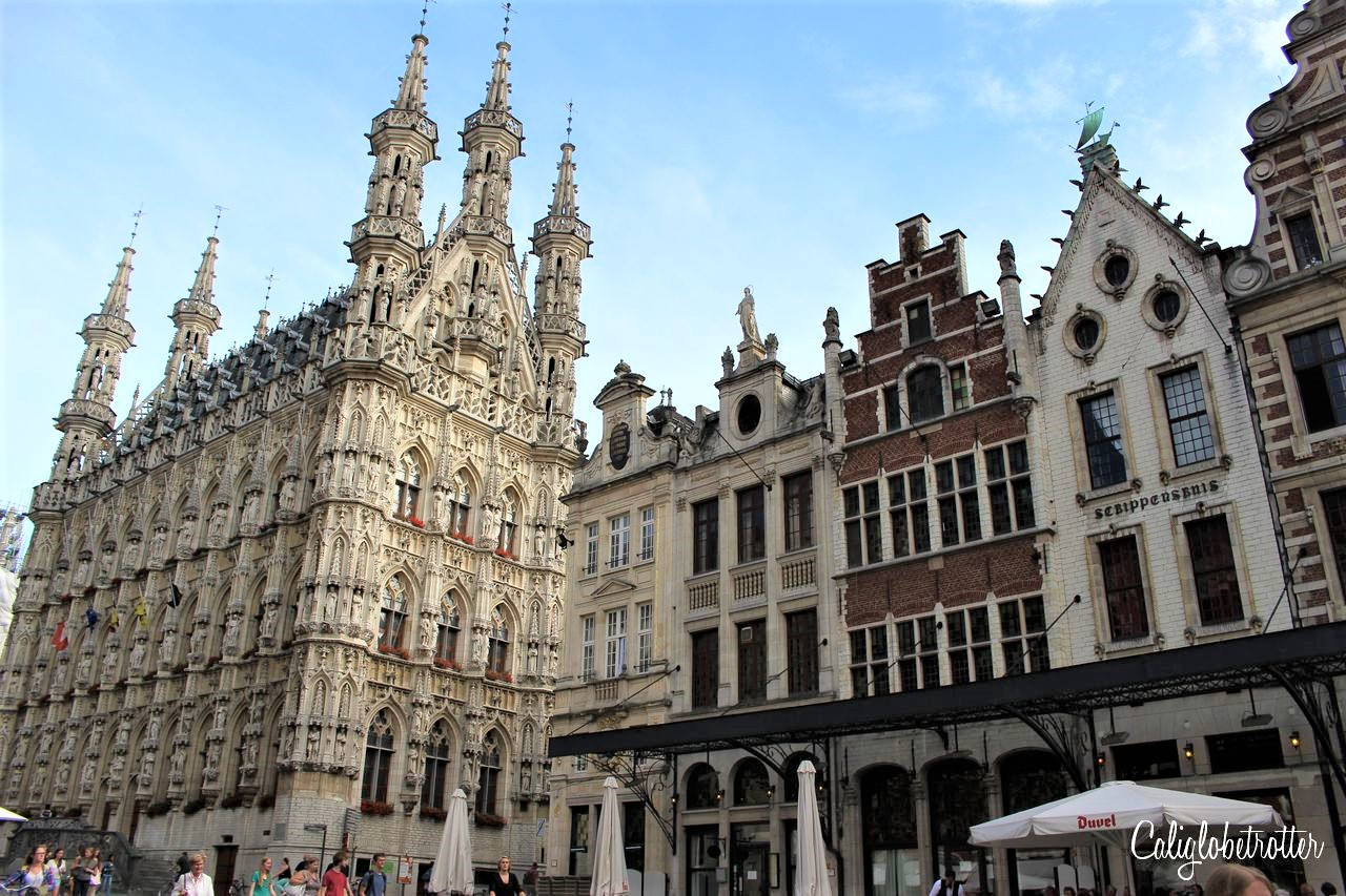 Leuven, Belgium | Stupid Pretty Towns in Europe | Best European Villages to Visit | Small Towns in Europe | Picturesque European Town | Best Towns to Visit in Belgium | Pretty Belgian Towns | Fairy Tale Towns in Europe | European Fairy Tale Villages | Best Old Towns in Europe | #Leuven #Belgium #Europe - California Globetrotter