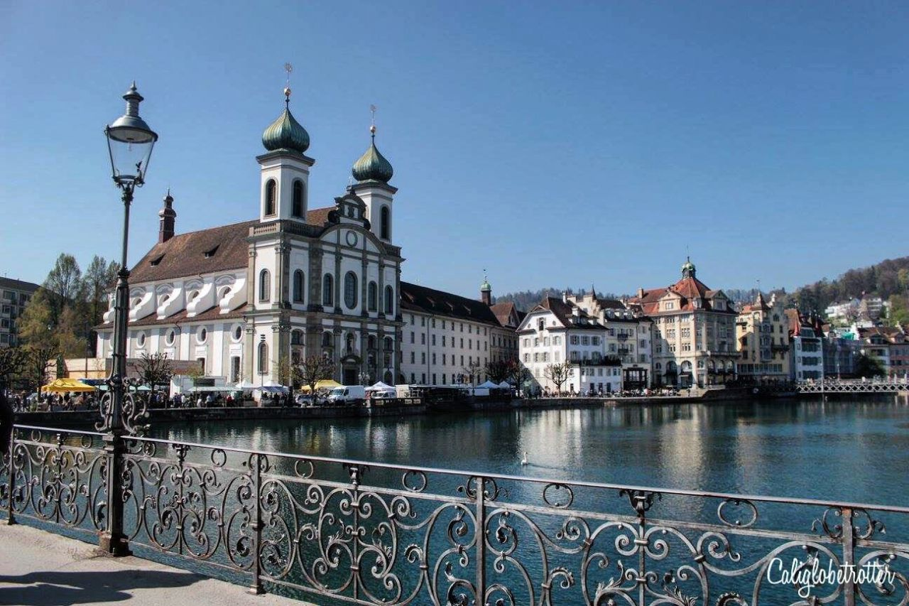 Lucerne, Switzerland | Stupid Pretty Towns in Europe | Best European Villages to Visit | Small Towns in Europe | Picturesque European Town | Best Towns to Visit in Switzerland | Pretty Swiss Towns | Fairy Tale Towns in Europe | European Fairy Tale Villages | Best Old Towns in Europe | #Lucerne #Switzerland #Europe - California Globetrotter