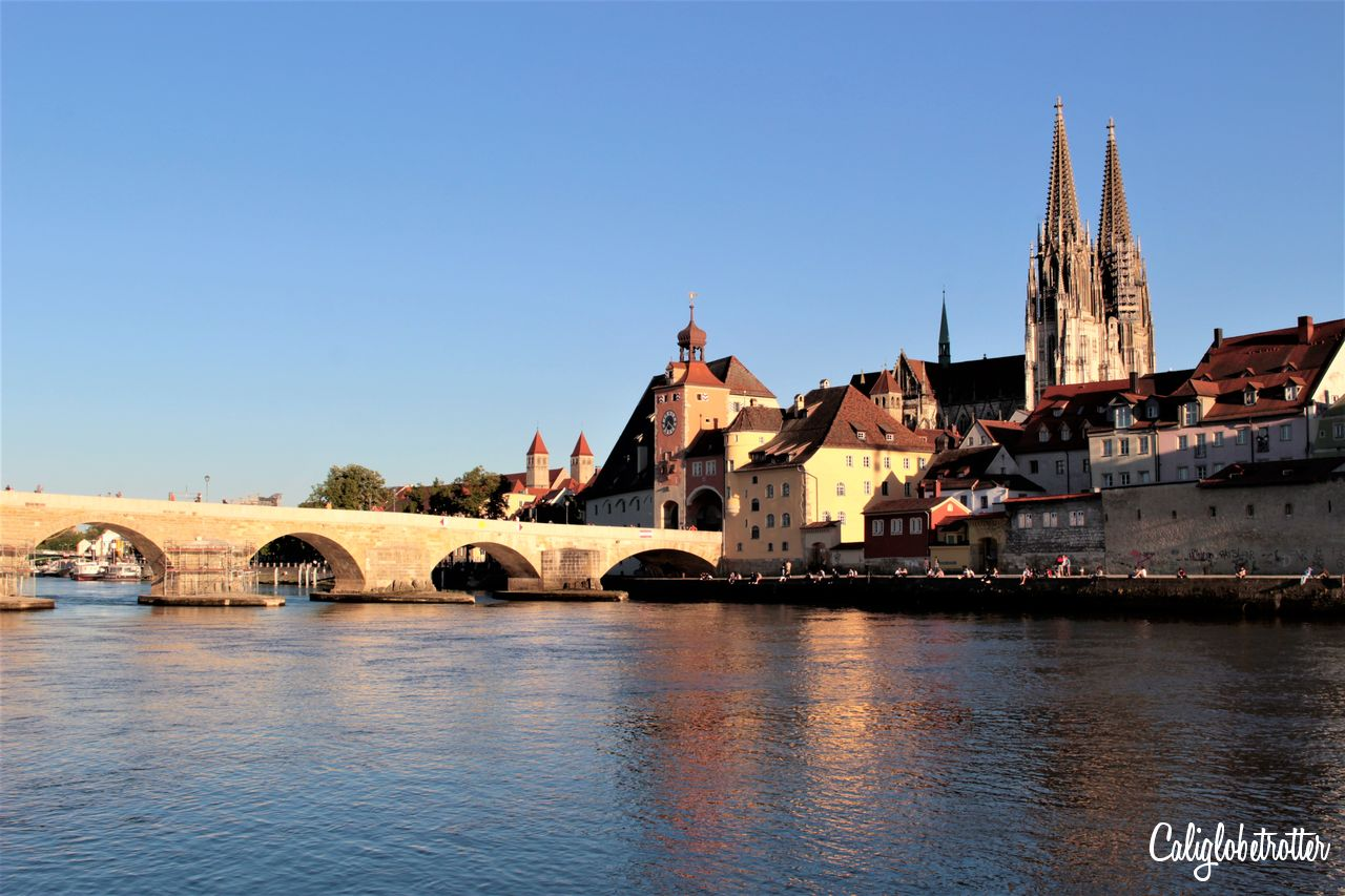 Regensburg, Germany | Stupid Pretty Towns in Europe | Best European Villages to Visit | Small Towns in Europe | Picturesque European Town | Best Towns to Visit in Germany | Pretty German Towns | Fairy Tale Towns in Europe | European Fairy Tale Villages | Best Old Towns in Europe | Best Towns in Southern Germany | #Regensburg #Germany #Europe - California Globetrotter