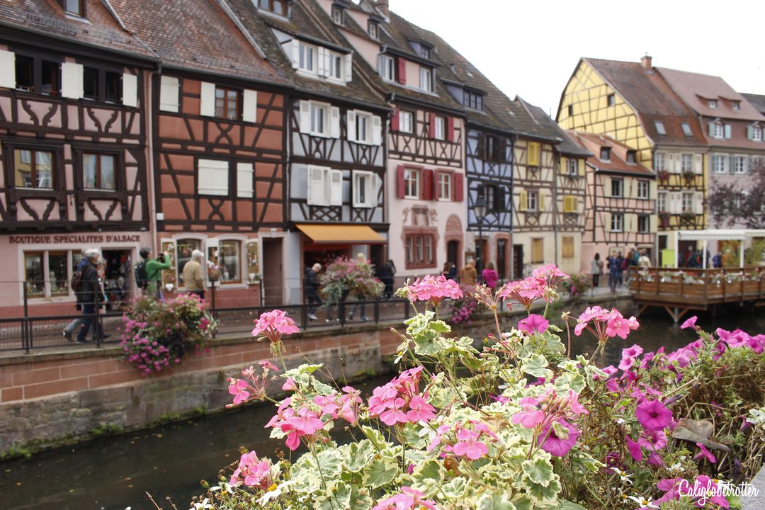 Colmar, France | Colmar, France | Stupid Pretty Towns in Europe | Best European Villages to Visit | Small Towns in Europe | Picturesque European Town | Best Towns to Visit in France | Pretty French Towns | Fairy Tale Towns in Europe | European Fairy Tale Villages | Best Old Towns in Europe | Half-timbered Towns in France | #Colmar #France #Europe - California Globetrotter
