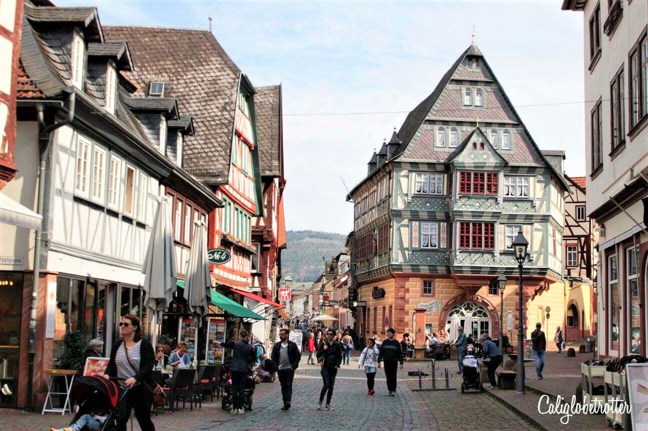 Miltenberg, Germany | Stupid Pretty Towns in Europe | Best European Villages to Visit | Small Towns in Europe | Picturesque European Town | Best Towns to Visit in Germany | Pretty German Towns | Fairy Tale Towns in Europe | European Fairy Tale Villages | Best Old Towns in Europe | Half-timbered Towns in Germany | #Miltenberg #Germany #Europe - California Globetrotter