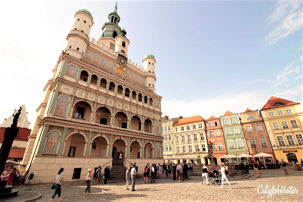 Poznan, Poland | Stupid Pretty Towns in Europe | Best Towns in the Balkans | Balkan Cities to Visit | Best European Villages to Visit | Small Towns in Europe | Picturesque European Town | Best Towns to Visit in Poland | Pretty Polish Towns | Fairy Tale Towns in Europe | European Fairy Tale Villages | Best Old Towns in Europe | #Poznan #Poland #Europe - California Globetrotter