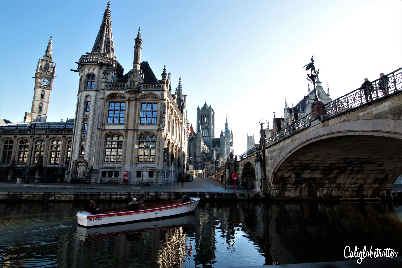 Ghent, Belgium | Stupid Pretty Towns in Europe | Best European Villages to Visit | Small Towns in Europe | Picturesque European Town | Best Towns to Visit in Belgium | Pretty Belgian Towns | Fairy Tale Towns in Europe | European Fairy Tale Villages | Best Old Towns in Europe | #Ghent #Belgium #Europe - California Globetrotter