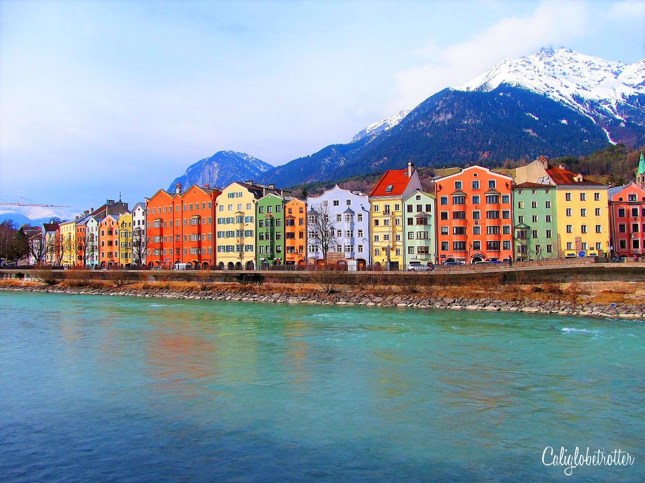 Innsbruck, Austria | Stupid Pretty Towns in Europe | Best European Villages to Visit | Small Towns in Europe | Picturesque European Town | Best Towns to Visit in Austria | Pretty Austrian Towns | Fairy Tale Towns in Europe | European Fairy Tale Villages | Best Old Towns in Europe | #Innsbruck #Austria #Europe - California Globetrotter