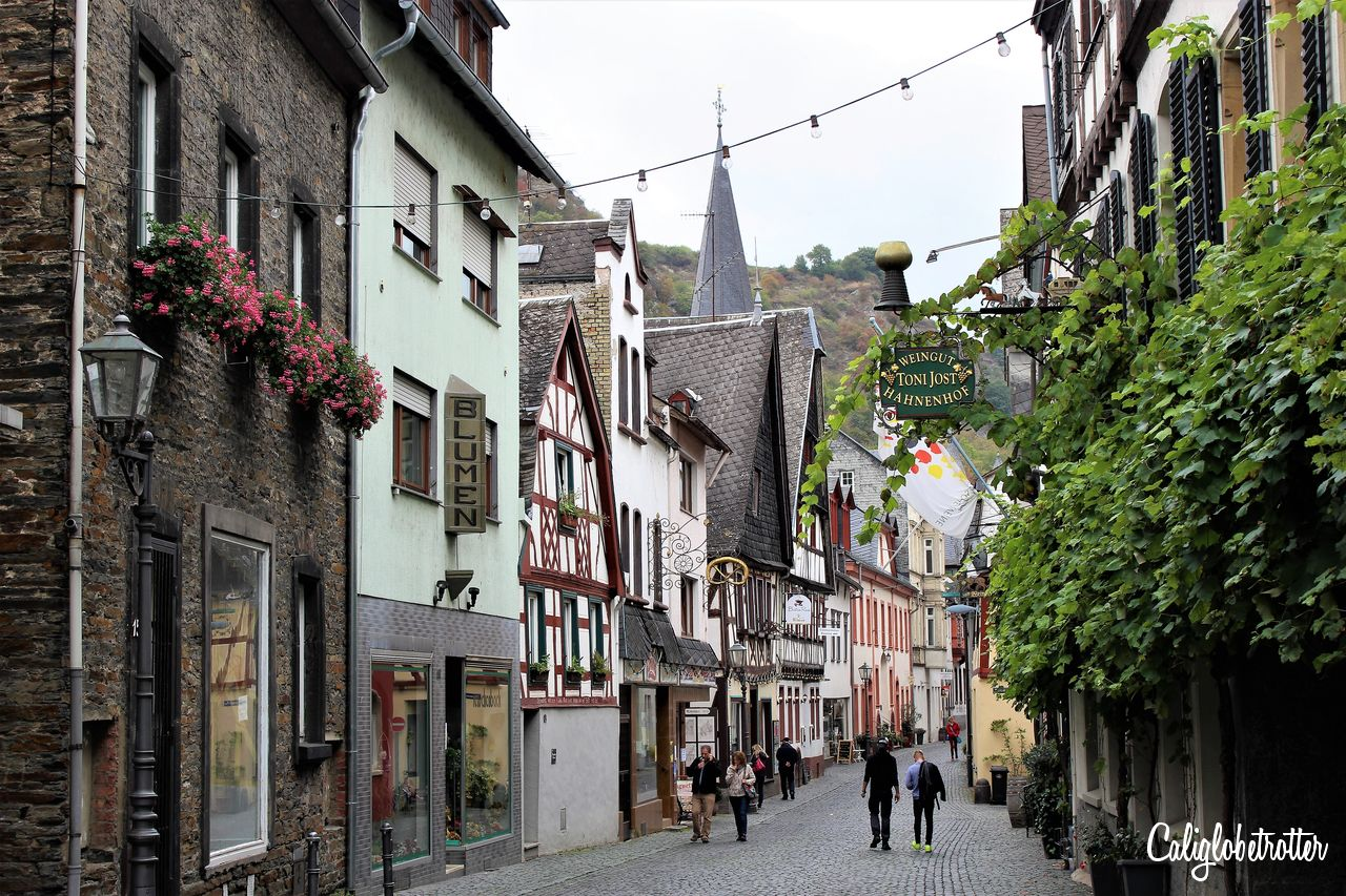 Bacharach, Germany | Stupid Pretty Towns in Europe | Best European Villages to Visit | Small Towns in Europe | Picturesque European Town | Best Towns to Visit in Germany | Pretty German Towns | Fairy Tale Towns in Europe | European Fairy Tale Villages | Best Old Towns in Europe | #Bacharach #Germany #Europe - California Globetrotter