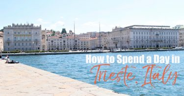 How to Spend a Day in Trieste, Italy | Quick Things to Do in Trieste, Italy | Sights to See in Trieste, Italy | Best Coffee Cities in the World | Best Espresso in the World | Trieste for Coffeelovers | Where to Enjoy Trieste Coffee | Top Places to Visit in Italy | Miramare Castle | #Trieste #Italy - California Globetrotter
