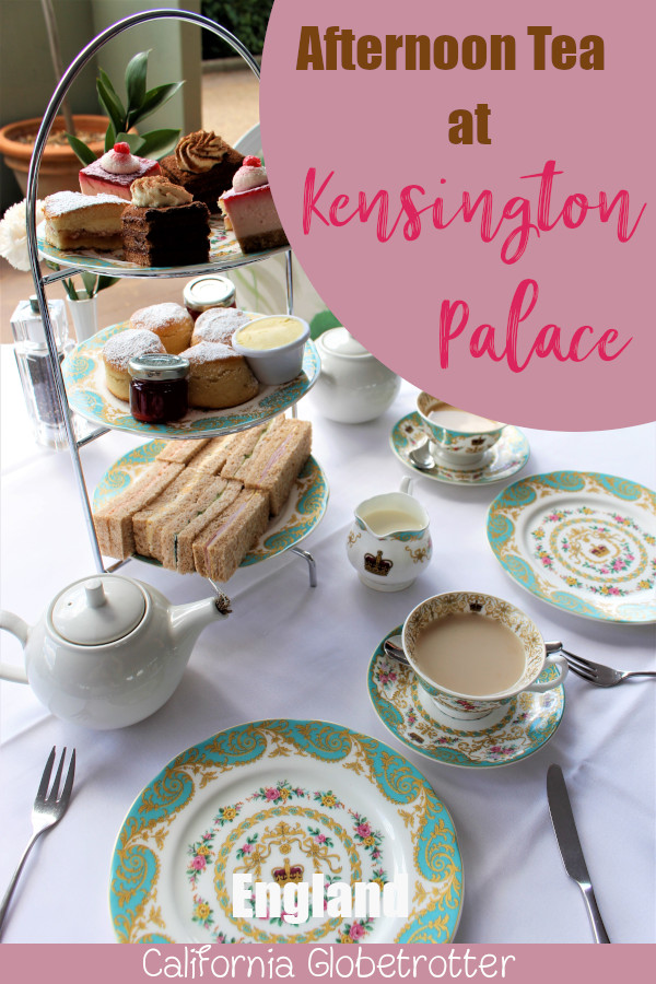Afternoon Tea at Kensington Palace | Afternoon Tea in London | Best Afternoon Teas | Royal Palace Afternoon Tea | Traditional Afternoon Tea in London | Afternoon Tea London | Visit to Kensington Palace | London's Main Attractions | What to Do in London | Where to Eat in London | Aftenroon Tea Kensington Palace Pavilion | Where to Enjoy Afternoon Tea in London | Tea Time in London | #AfternoonTea #London #England - California Globetrotter