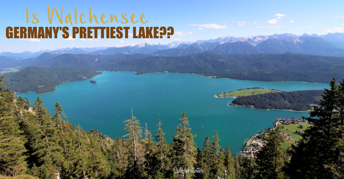 Is Walchensee Germany's Prettiest Lake? | Beautiful Alpine Lakes in Bavaria | Bavarian Alpine Lakes | Bavarian Lakes | Places to Visit in the German Alps | Top Places to Visit in Germany | Under-the-Radar Destinations in Germany | Turquoise Lakes in Germany | Turquoise Lakes in Europe | Day Trips from Munich | Visit Germany | Visit Bavaria | #Walchensee #Bavaria #Germany #VisitGermany - California Globetrotter