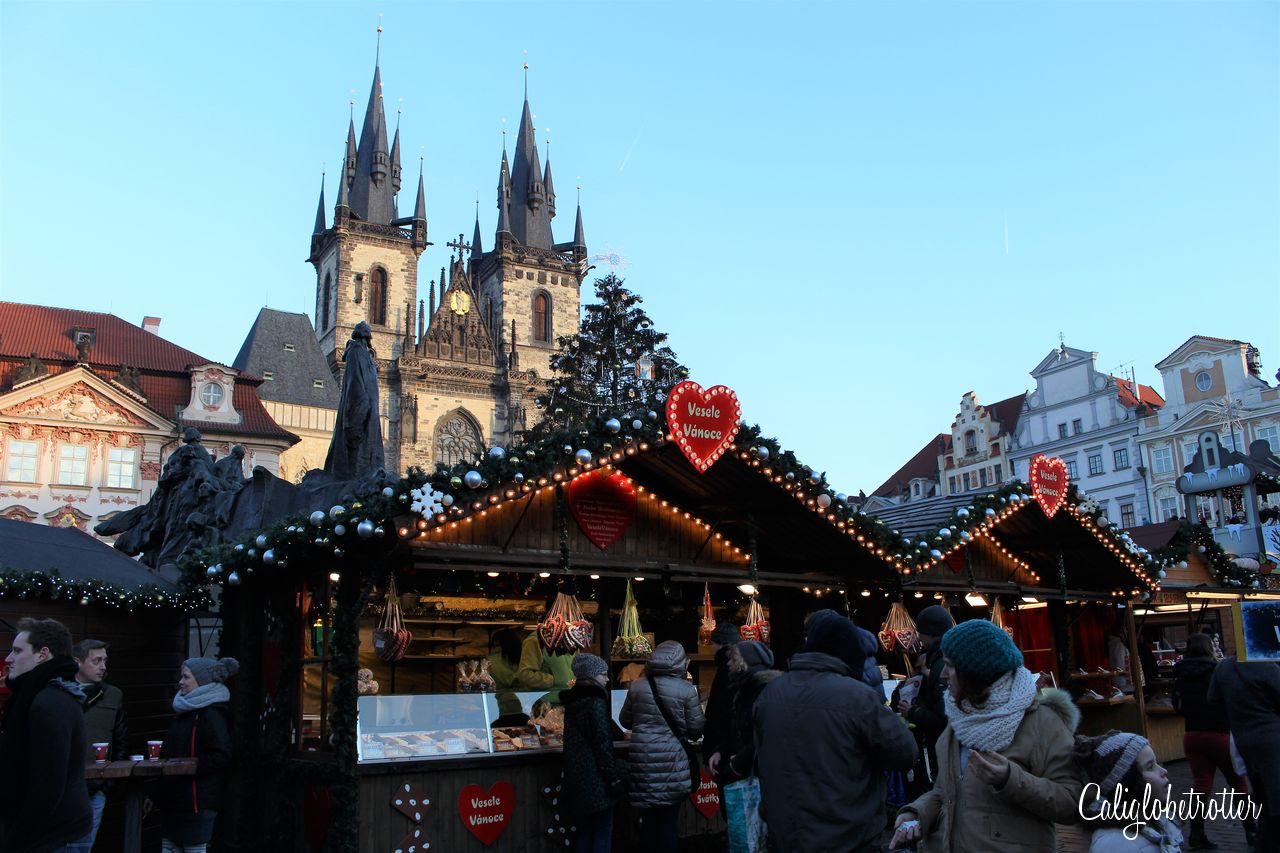 Prague Christmas Market | Photos to Inspire Christmas in Europe | Spend Christmas in Europe | European Christmas Markets | Best Christmas Markets in Europe | Unique Christmas Markets in Germany | Germany Christmas Markets | Christmas Markets in France | Austria Christmas Markets | Czech Republic Christmas Market | Top 5 Christmas Markets in Europe | Popular European Christmas Markets | Christmas Market Season in Europe | Which Christmas Markets Should I Visit? | Weihnachtsmarkts - California Globetrotter