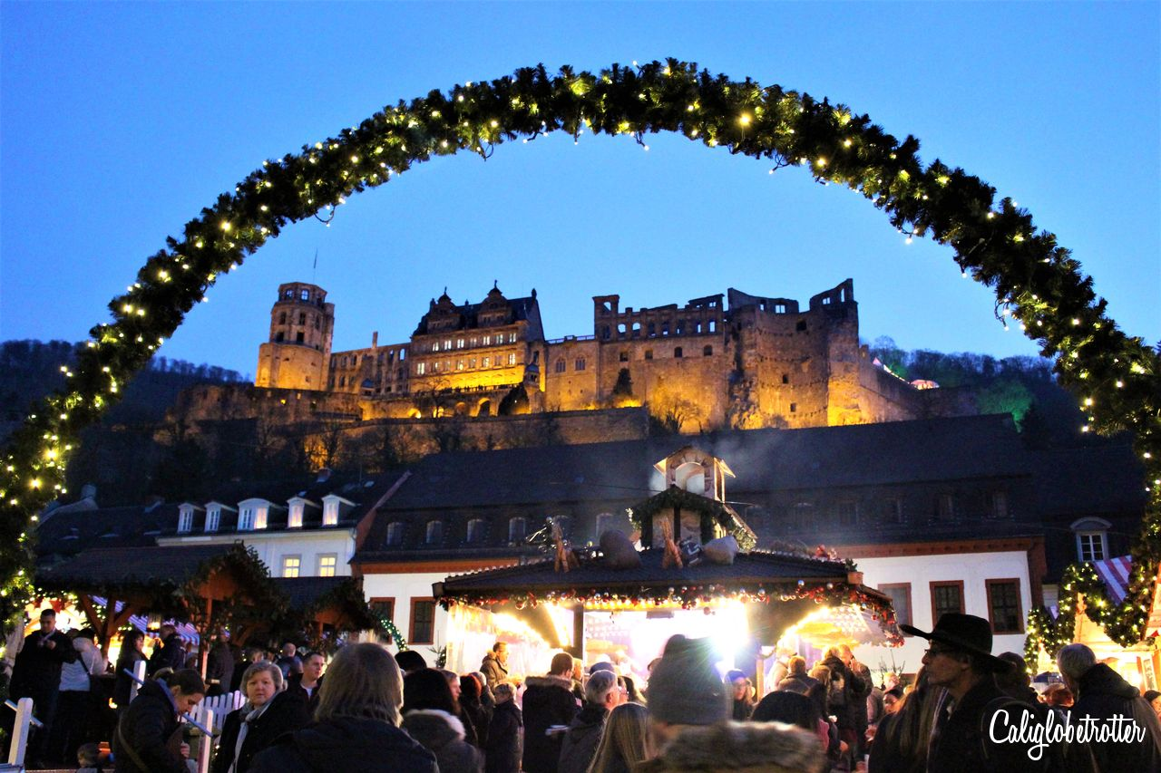 Heidelberg Christmas Market | Photos to Inspire Christmas in Europe | Spend Christmas in Europe | European Christmas Markets | Best Christmas Markets in Europe | Unique Christmas Markets in Germany | Germany Christmas Markets | Christmas Markets in France | Vienna Christmas Markets | Prague Christmas Market | Top 5 Christmas Markets in Europe | Popular European Christmas Markets | Christmas Market Season in Europe | Which Christmas Markets Should I Visit? | Weihnachtsmarkts - California Globetrotter