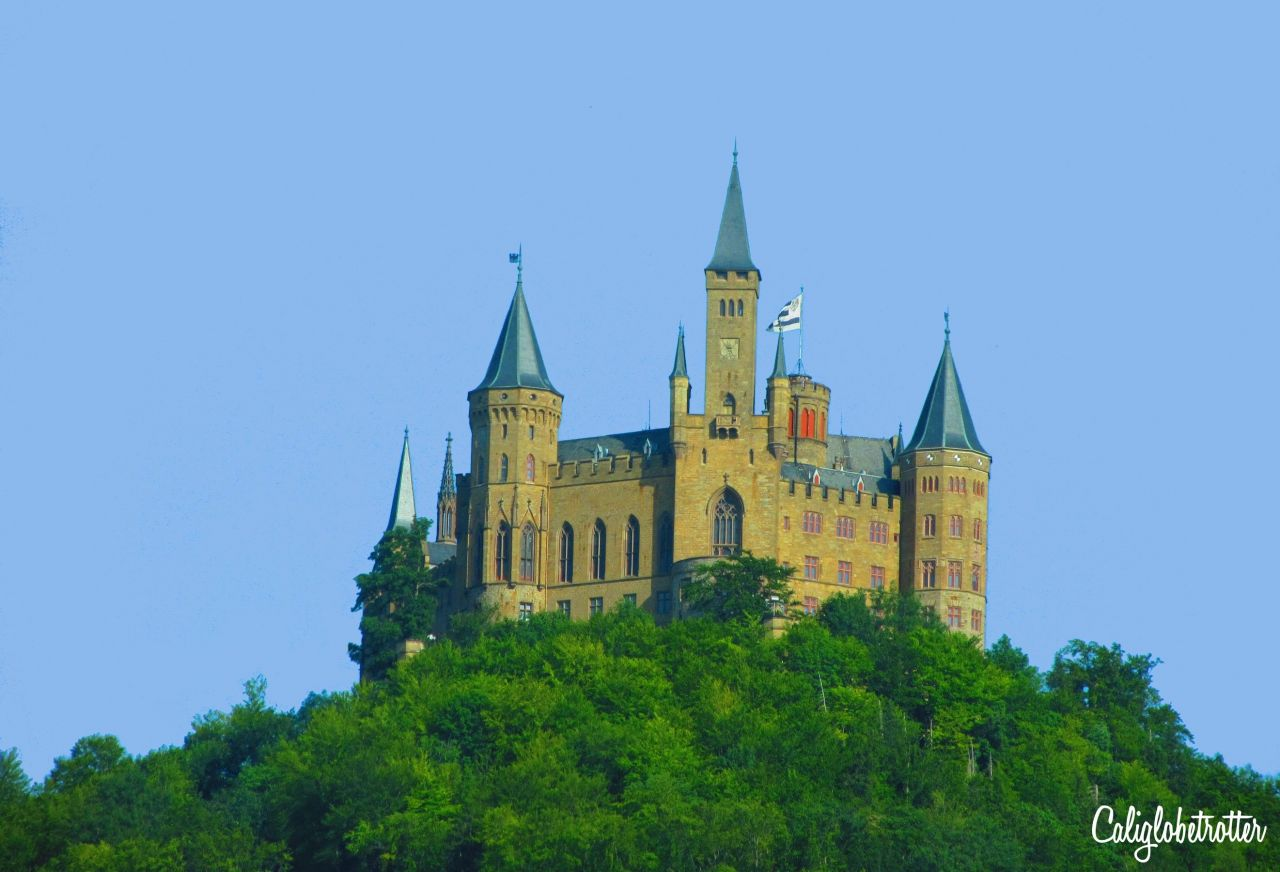 Burg Hohenzollern, Germany | Fairytale Castles in Europe | The Best European Castles | Castles of Europe | Oldest Castles in Europe | Castles in Germany | Castles in England | Castles in France | Castles in Austria | Castles in Czech Republic | Castles in Romania | Castles in Italy | Castles in Belgium | Difference Between Castle & Palace | Schloss oder Burg? | Best Places to Go in Europe - California Globetrotter