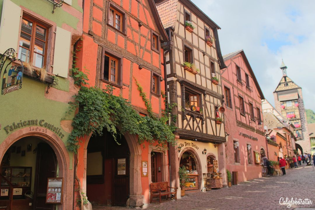 Riquewihr | 3 Day Alsace Wine Route Itinerary | 11 fairytale Villages in Alsace | Alsace Fairy Tale Villages | The Best Towns to Visit in Alsace | Best Towns on the Alsace Wine Route | Alsacec Wine Route Villages | Alsace Weekend Itinerary | Alsace Road Trip | French Fairy Tale Towns | Fairy tale Towns in France | Visit France | Visit Alsace | #Alsace #AlsaceWineRoute #France - California Globetrotter