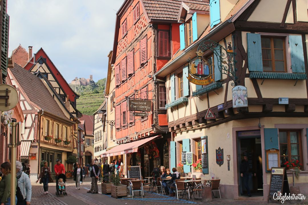 Ribeauville | 3 Day Alsace Wine Route Itinerary | 11 fairytale Villages in Alsace | Alsace Fairy Tale Villages | The Best Towns to Visit in Alsace | Best Towns on the Alsace Wine Route | Alsacec Wine Route Villages | Alsace Weekend Itinerary | Alsace Road Trip | French Fairy Tale Towns | Fairy tale Towns in France | Visit France | Visit Alsace | #Alsace #AlsaceWineRoute #France - California Globetrotter
