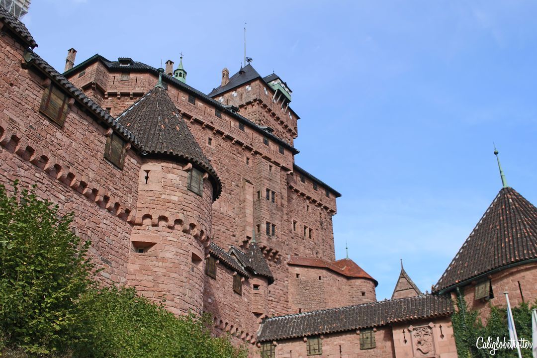 Château du Haut-Kœnigsbourg | 3 Day Alsace Wine Route Itinerary | 11 fairytale Villages in Alsace | Alsace Fairy Tale Villages | The Best Towns to Visit in Alsace | Best Towns on the Alsace Wine Route | Alsacec Wine Route Villages | Alsace Weekend Itinerary | Alsace Road Trip | French Fairy Tale Towns | Fairy tale Towns in France | Visit France | Visit Alsace | #Alsace #AlsaceWineRoute #France - California Globetrotter