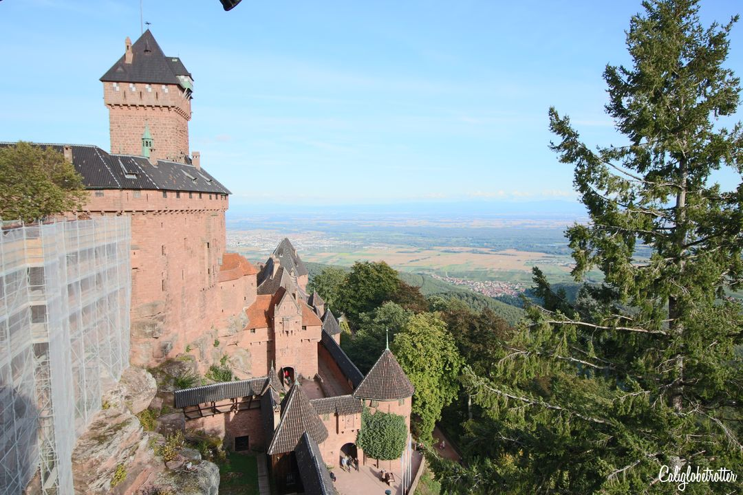 Château du Haut-Kœnigsbourg, France | Fairytale Castles in Europe | The Best European Castles | Castles of Europe | Oldest Castles in Europe | Castles in Germany | Castles in England | Castles in France | Castles in Austria | Castles in Czech Republic | Castles in Romania | Castles in Italy | Castles in Belgium | Difference Between Castle & Palace | Schloss oder Burg? | Best Places to Go in Europe - California Globetrotter