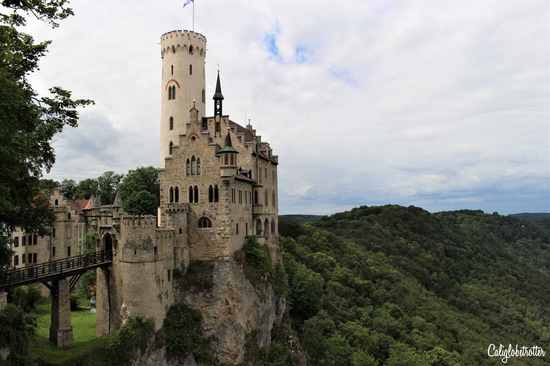 Lichtenstein Castle, Germany | Fairytale Castles in Europe | The Best European Castles | Castles of Europe | Oldest Castles in Europe | Castles in Germany | Castles in England | Castles in France | Castles in Austria | Castles in Czech Republic | Castles in Romania | Castles in Italy | Castles in Belgium | Difference Between Castle & Palace | Schloss oder Burg? | Best Places to Go in Europe - California Globetrotter