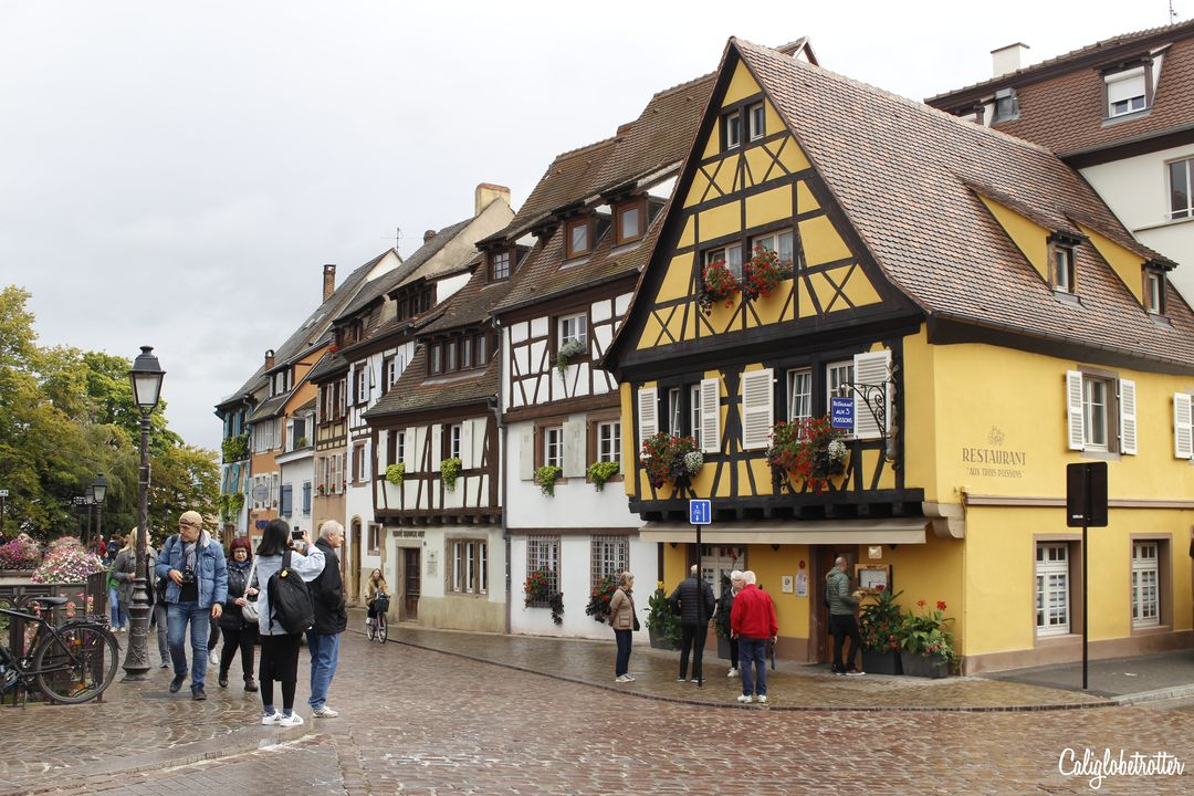 Beautiful Things to See & Do in Colmar, France | 1 day Colmar Itinerary | Colmar City Guide | Colmar Travel Guide | Best of Colmar, France | What to Eat in Colmar | Things to do in Colmar | Alsace Wine Route Itinerary | Visit Colmar | Visit Alsace | Vins d'Alsace | Top Places to Visit in France | French Fairytale Villages | Beauty & the Beast Town | #Colmar #France - California Globetrotter