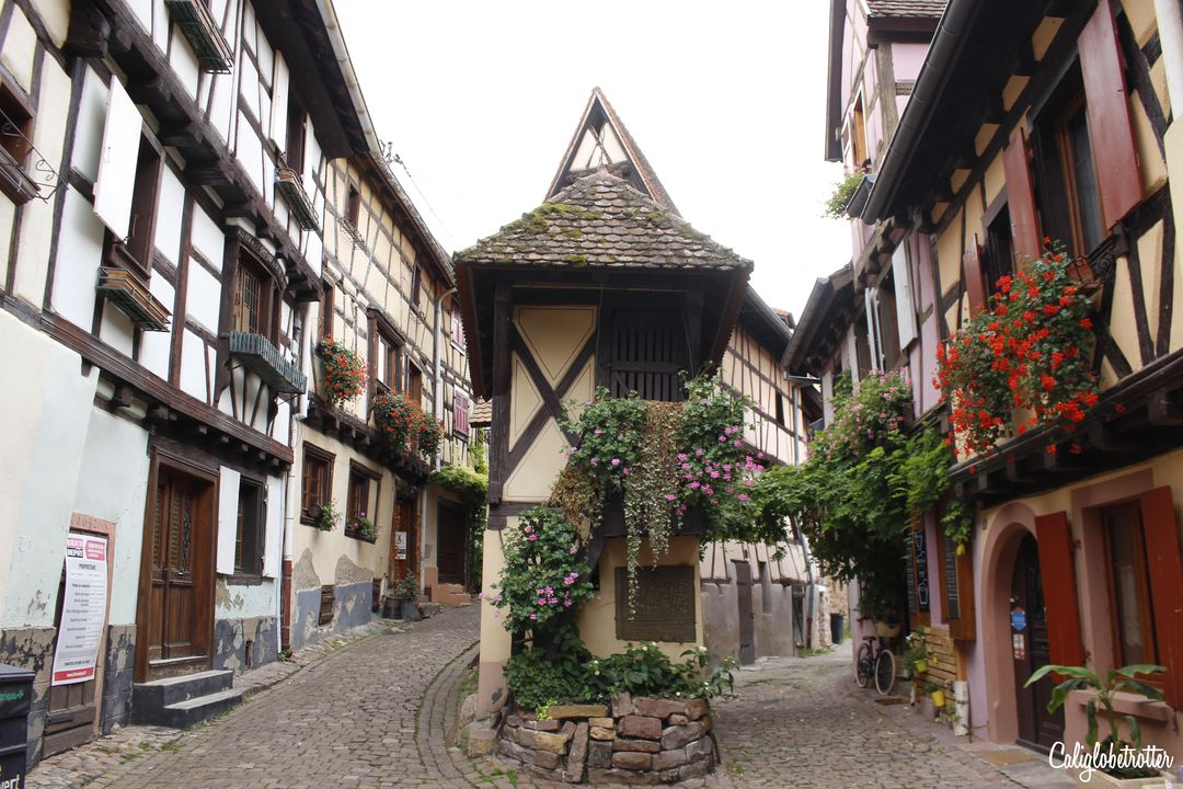 Eguisheim | 3 Day Alsace Wine Route Itinerary | 11 fairytale Villages in Alsace | Alsace Fairy Tale Villages | The Best Towns to Visit in Alsace | Best Towns on the Alsace Wine Route | Alsacec Wine Route Villages | Alsace Weekend Itinerary | Alsace Road Trip | French Fairy Tale Towns | Fairy tale Towns in France | Visit France | Visit Alsace | #Alsace #AlsaceWineRoute #France - California Globetrotter