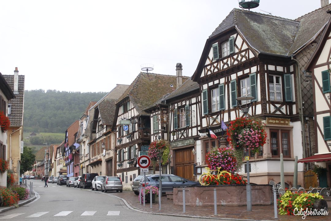 Kintzheim | 3 Day Alsace Wine Route Itinerary | 11 fairytale Villages in Alsace | Alsace Fairy Tale Villages | The Best Towns to Visit in Alsace | Best Towns on the Alsace Wine Route | Alsacec Wine Route Villages | Alsace Weekend Itinerary | Alsace Road Trip | French Fairy Tale Towns | Fairy tale Towns in France | Visit France | Visit Alsace | #Alsace #AlsaceWineRoute #France - California Globetrotter