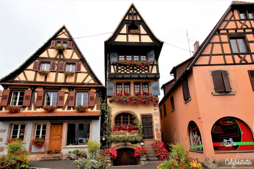 Dambach-la-Ville | 3 Day Alsace Wine Route Itinerary | 11 fairytale Villages in Alsace | Alsace Fairy Tale Villages | The Best Towns to Visit in Alsace | Best Towns on the Alsace Wine Route | Alsacec Wine Route Villages | Alsace Weekend Itinerary | Alsace Road Trip | French Fairy Tale Towns | Fairy tale Towns in France | Visit France | Visit Alsace | #Alsace #AlsaceWineRoute #France - California Globetrotter