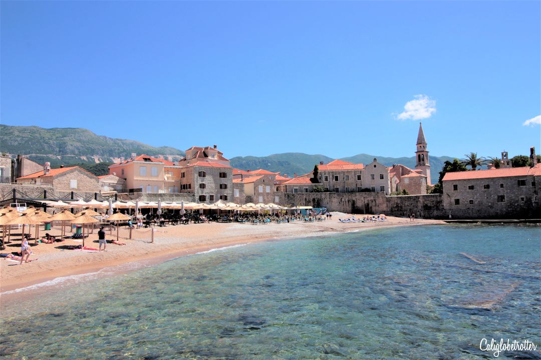 Budva, Montenegro | 2 Day Montenegro Itinerary | Coastal Towns in Montenegro | Best Places to Visit in Montenegro | Best Cities in Montenegro | Budva Riviera | Bay of Kotor | Sveti Stefan | Amzing Places to Visit in the Balkans | Balkan Cities to Visit | Balkan Travel | Discover the Balkans | Tips for Visiting Montenegro | Driving in Montenegro | #Montenegro #Balkans - California Globetrotter