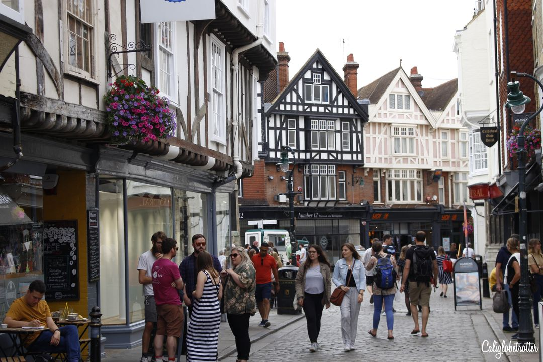 Why You Should Visit Canterbury | Places to Visit in Kent | Best Cities to Visit in England | Day Trips from London | What to Do in Canterbury | Main Sights to See in Canterbury | Canterbury City Trip | England's Best Cities | Medieval Cities in England | Canterbury Cathedral | Visit England | Visit Kent | Cities in Southern England | #Canterbury #Kent #England - California Globetrotter