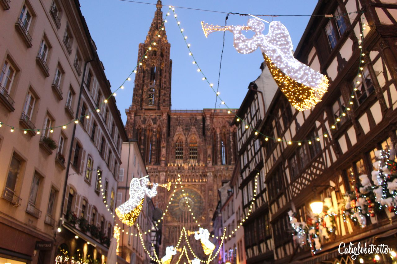 Strasbourg Christmas Market | 3 Day Alsace Wine Route Itinerary | 11 fairytale Villages in Alsace | Alsace Fairy Tale Villages | The Best Towns to Visit in Alsace | Best Towns on the Alsace Wine Route | Alsacec Wine Route Villages | Alsace Weekend Itinerary | Alsace Road Trip | French Fairy Tale Towns | Fairy tale Towns in France | Visit France | Visit Alsace | #Alsace #AlsaceWineRoute #France - California Globetrotter