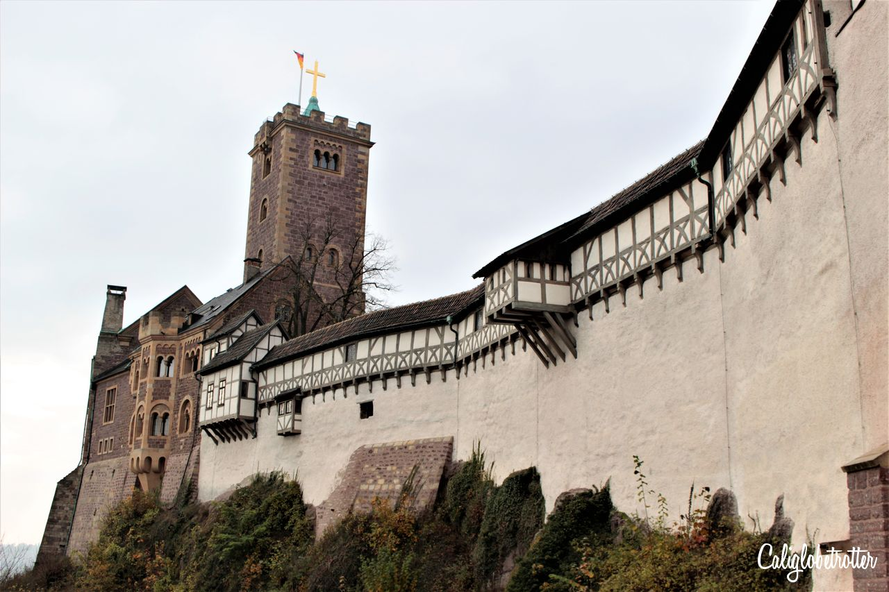 Wartburg, Castle, Thuringen, Germany | Fairytale Castles in Europe | The Best European Castles | Castles of Europe | Oldest Castles in Europe | Castles in Germany | Castles in England | Castles in France | Castles in Austria | Castles in Czech Republic | Castles in Romania | Castles in Italy | Castles in Belgium | Difference Between Castle & Palace | Schloss oder Burg? | Best Places to Go in Europe - California Globetrotter